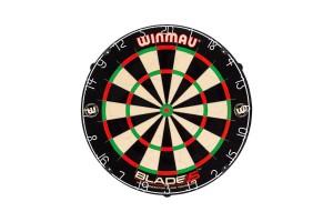 Dartboard WINMAU Blade 5, 4 pieces