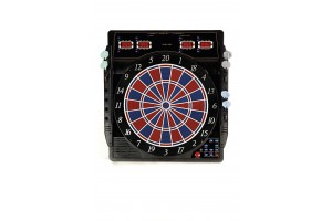 Dartboard CB 50, exact tournament dimensions in 2-hole execution