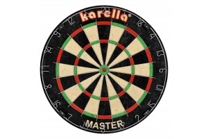 Karella MASTER competition dartboard