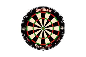 Dartboard WINMAU Blade 5 - DUAL CORE, 4 pieces