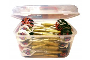 Soft dart in extremely cheap large box (100 pcs), 17 gr,