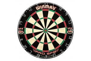 Dartboard WINMAU Pro-SFB, 4 pieces