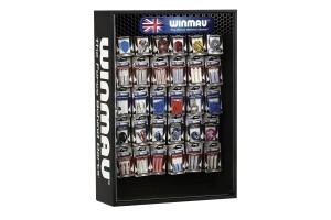 Winmau wall cabinet lockable with acrylic glass