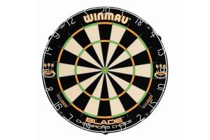 Dartboard WINMAU Blade Champions Choice - DUAL CORE, 4 Stück