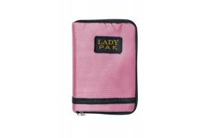 Darttasche LADY PAK, Farbe rosa