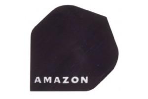 Dart-Flight Amazon Standard, schwarz