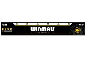 Abwurflinie Winmau 237 cm (Steel und Soft), 8762