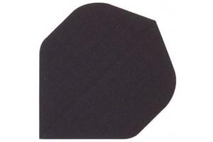 Dart-Flight Nylon, Standard,schwarz