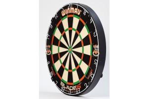 Dartboard WINMAU Blade 5 - DUAL CORE, 4 Stück