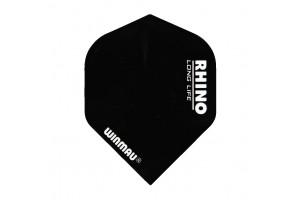 Dart-Flight Winmau RHINO, schwarz, 6905-115