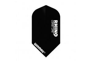 Dart-Flight Winmau RHINO, Slim-Line, schwarz, 6905-104