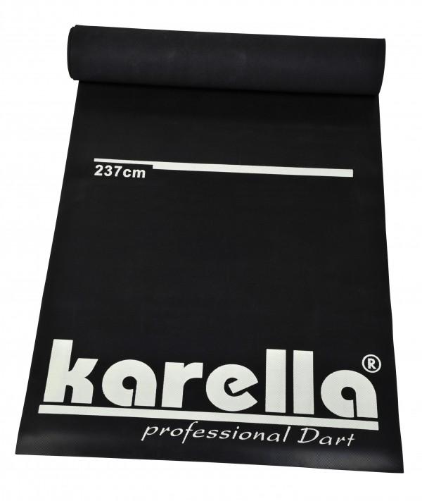 Foto Dartmatte Karella Premium, für Steel und Softdarts. ZUB.KAR.8082.01-01