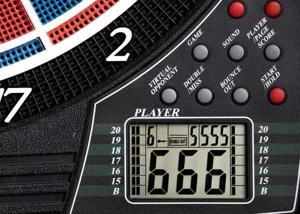 Foto DARTAUTOMAT KARELLA CB-25 Turnierausführung (2-Loch-Abstand) ZUB.KAR.8089.01-01