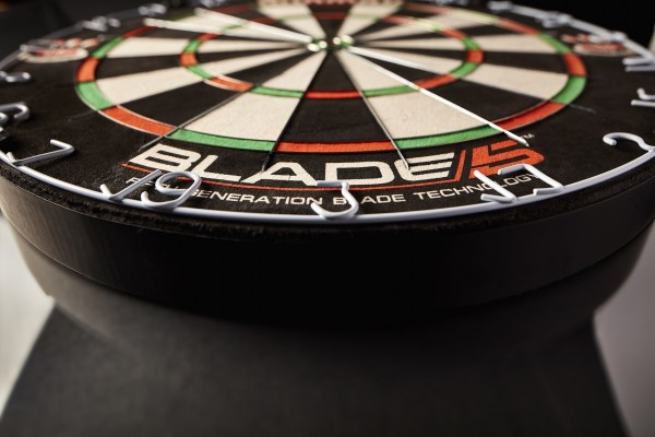 Foto Dartboard WINMAU Blade 5 BOA.MAU.8069.02-02
